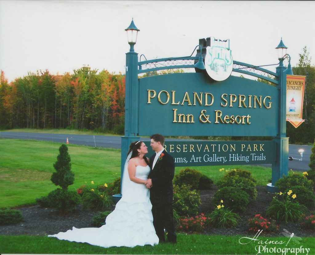 Maine Inn Wedding